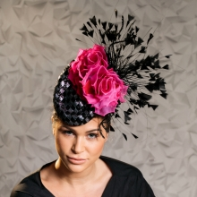 a22 sparkle & shine headpiece by guibert millinery