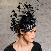 a1 sparkle and shine headpiece by guibert