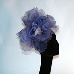 fleur lilac and purple hues. by vivien sheriff millinery