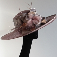 by vivien sheriff millinery.